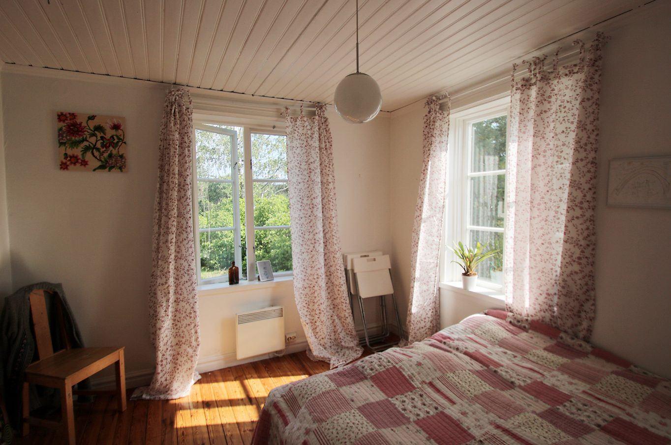 Charmigt bostadshus i Lumparland