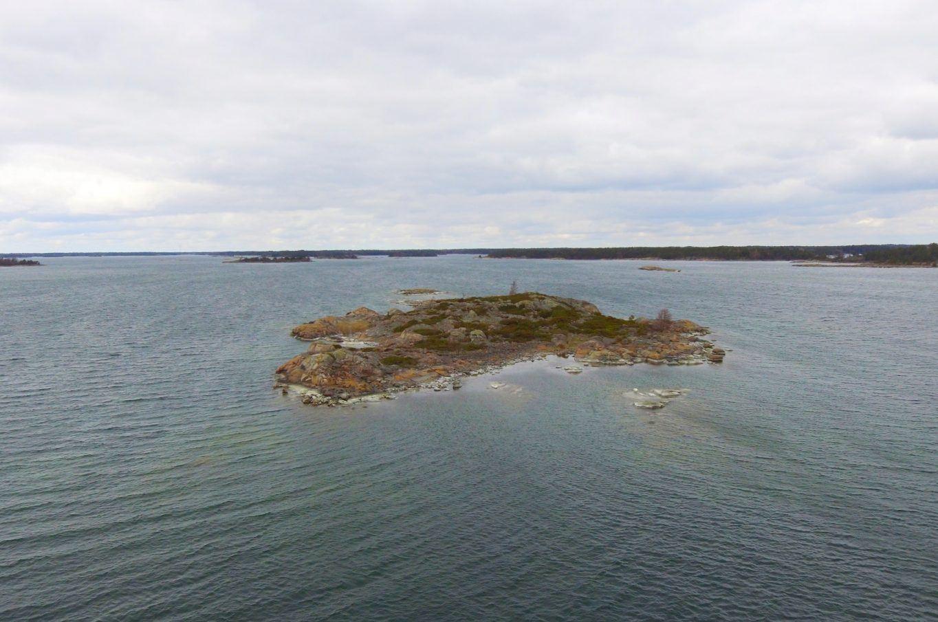 Rönnkobben i Kallsö, Föglö