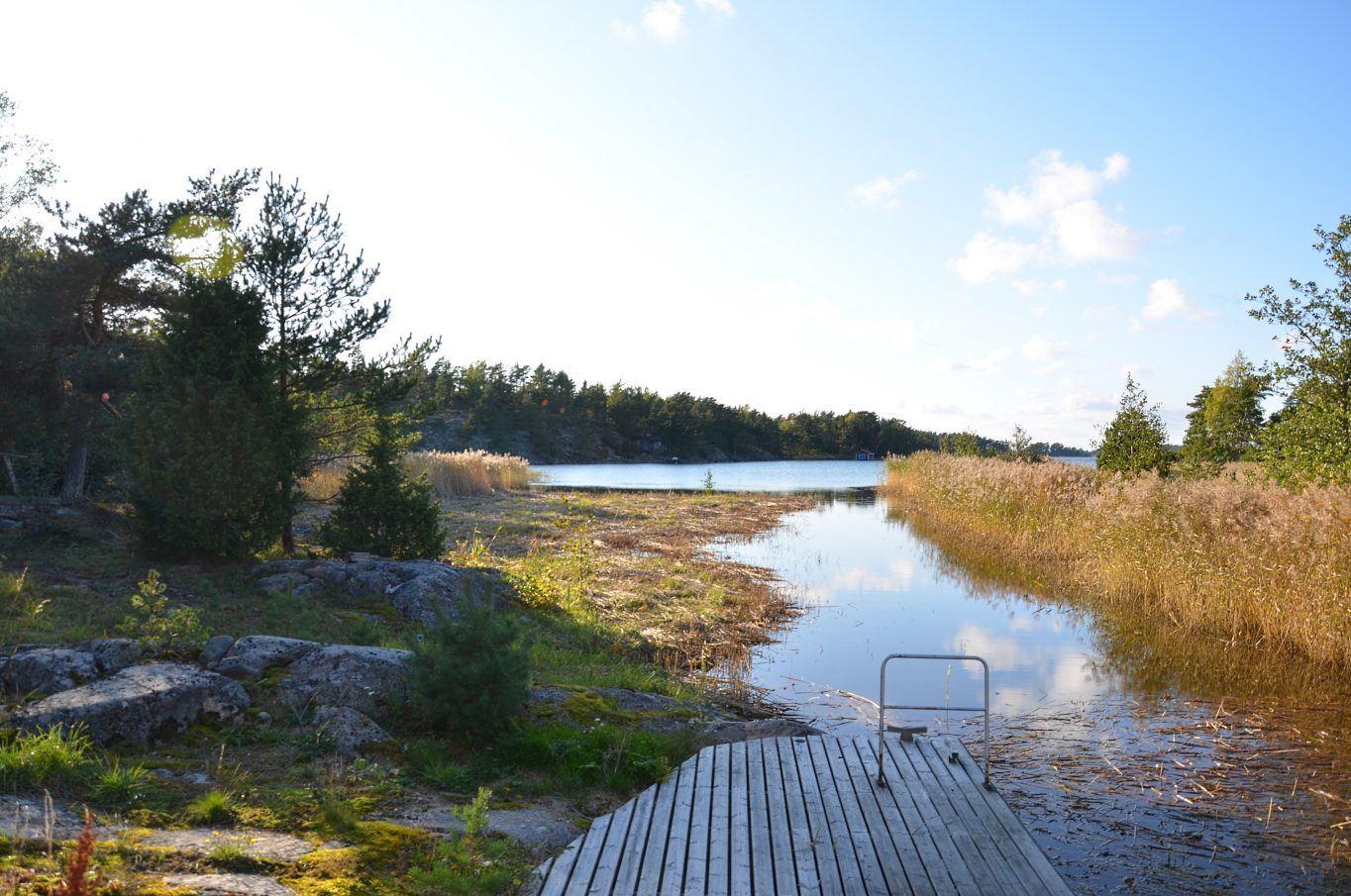 Fritidsbostad i Björsboda, Föglö.