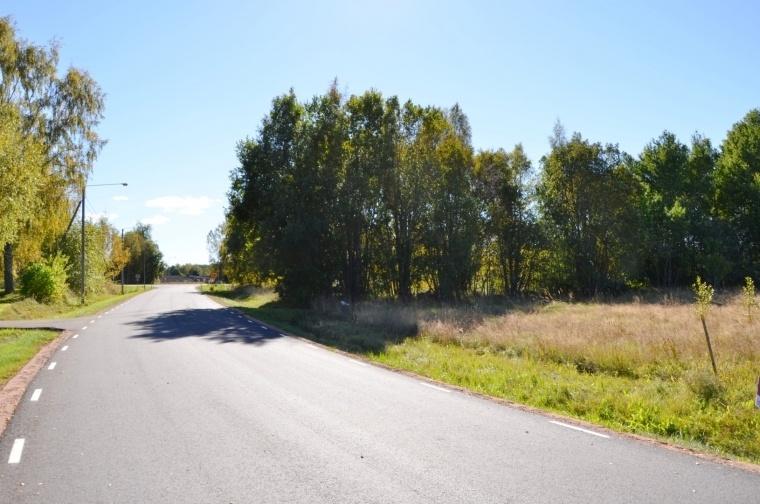 Bostadstomter vid Norra Söderbyvägen i Söderby, Lemland
