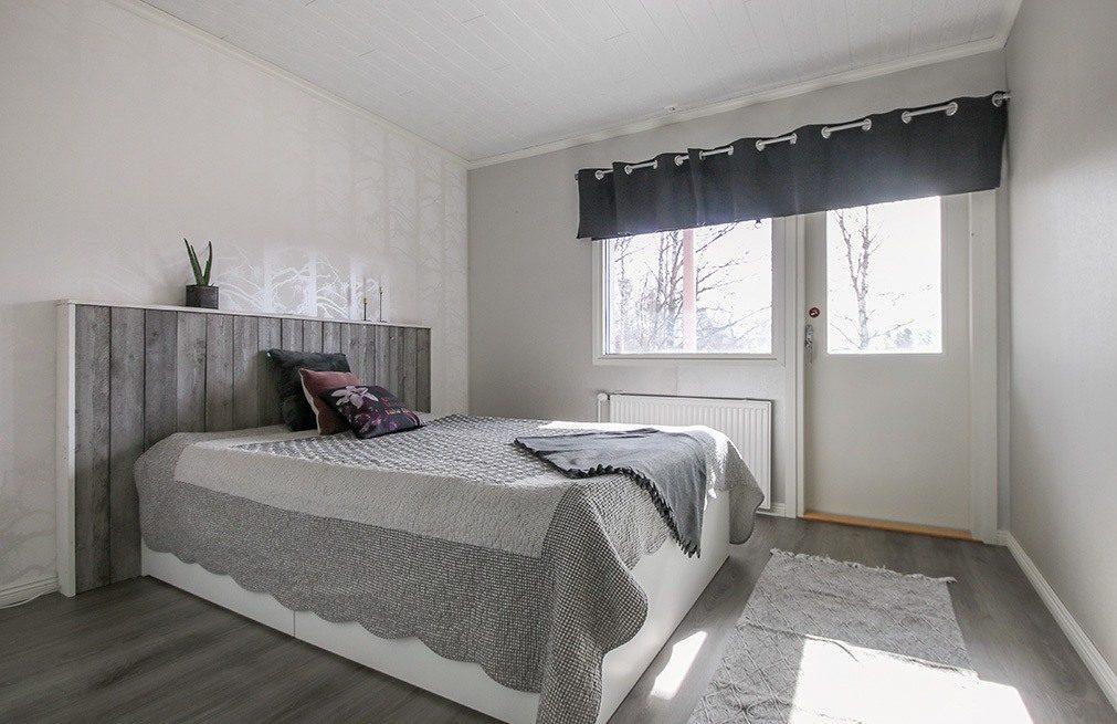 Lägenhet med sjöglimt vid Örtvägen 40 i Mariehamn.