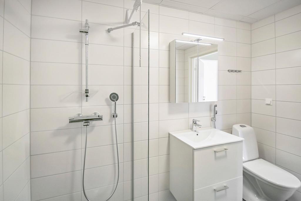 Lägenhet om 3 rum och kök i Nyproduktionen BAB Passaren vid Lotsgatan 3, Mariehamn.