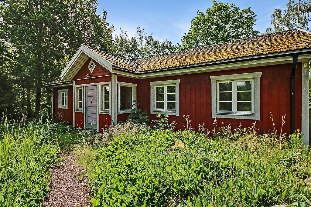 Bostadshus i Flaka, Lemland