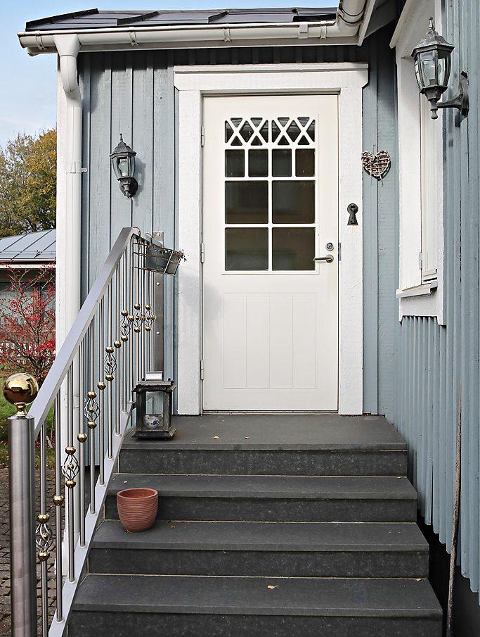 Charmigt, litet bostadshus i Mariehamn