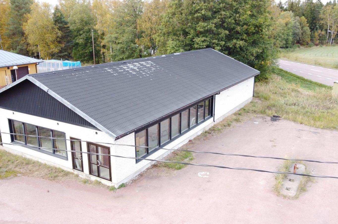 Affärslokal i Gottby, Jomala