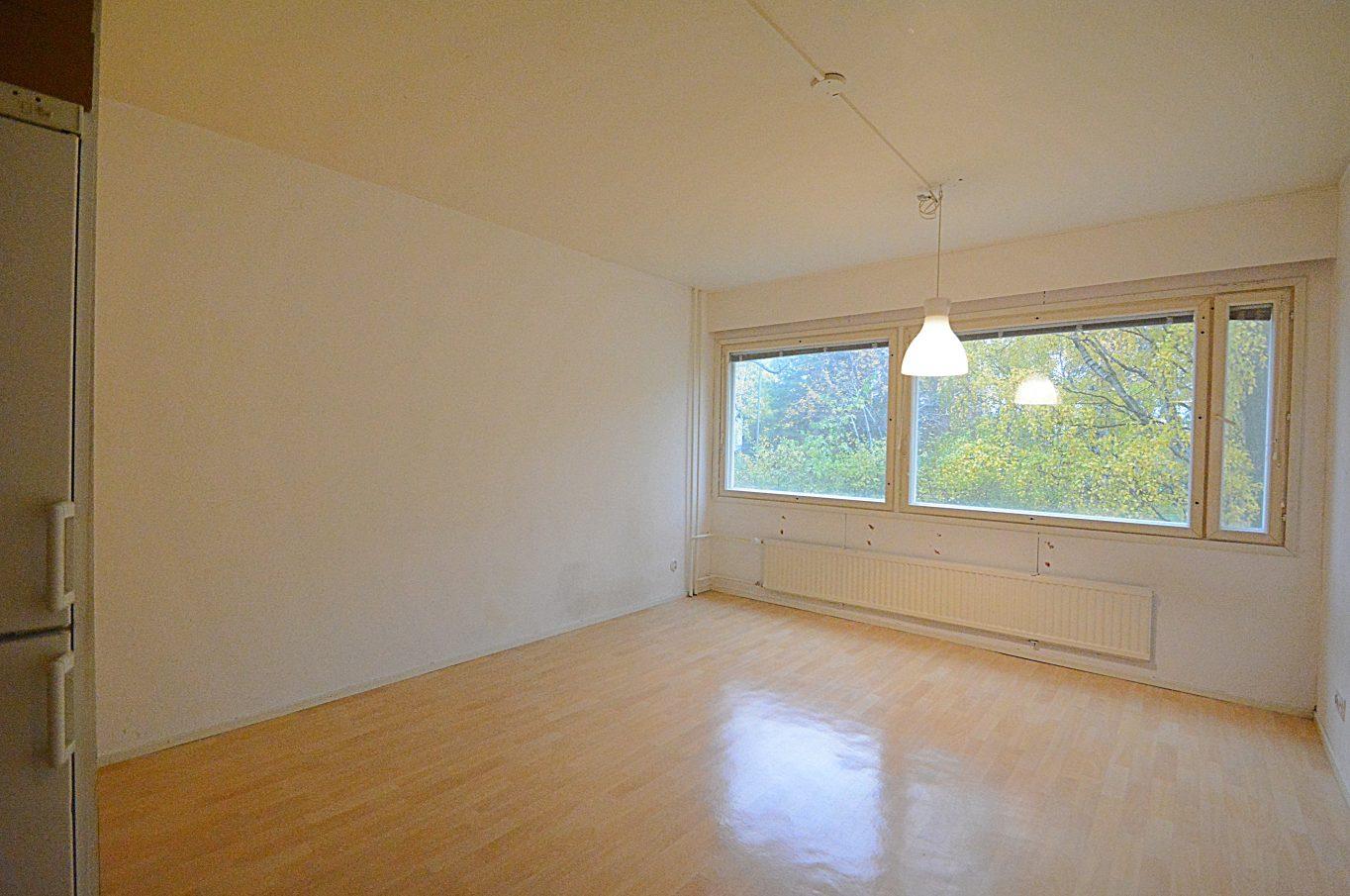 Lägenhet om 1 rum och kök vid Askuddsvägen i Mariehamn