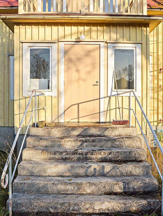 Bostadshus i Lövö, Vårdö