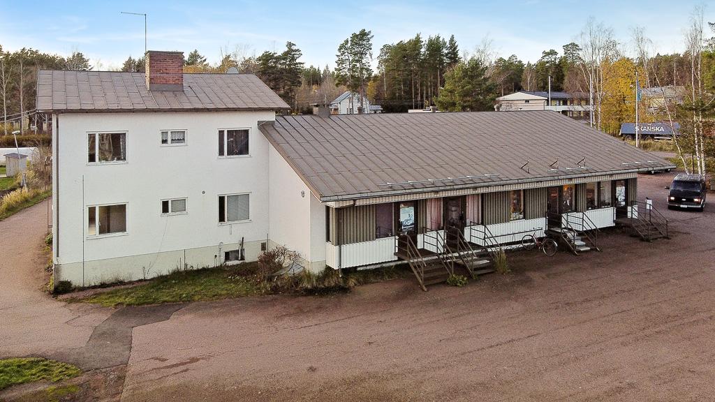 Fastigheter i Kroklund, Saltvik