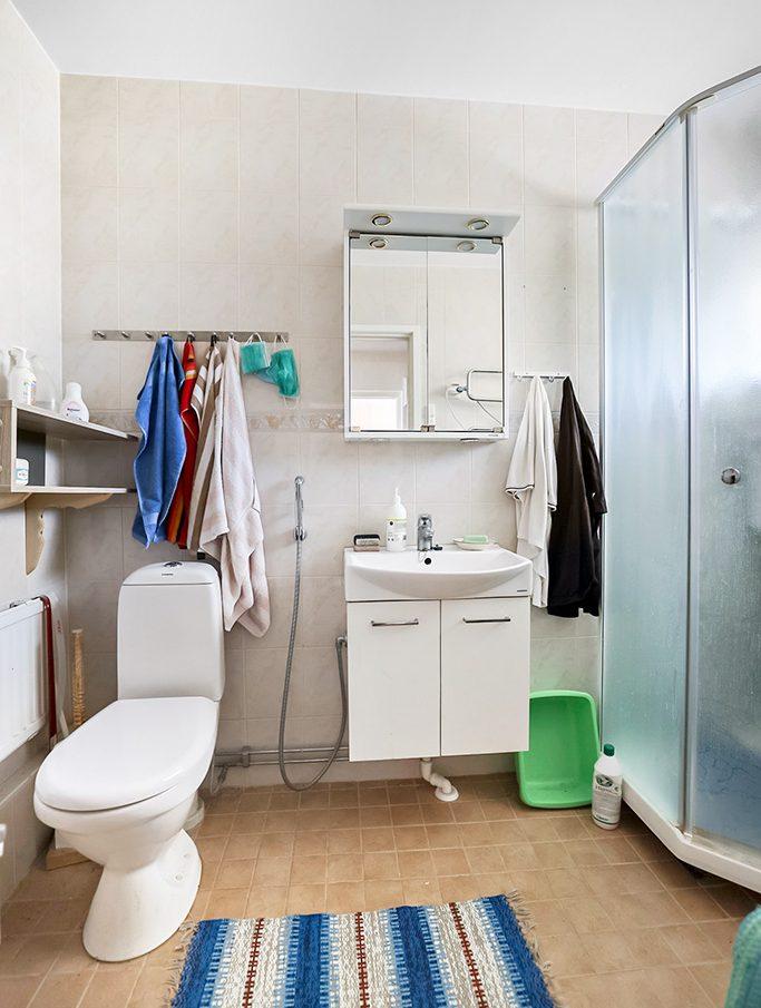 Lägenhet vid Skrakvägen 11 i Västernäs, Mariehamn