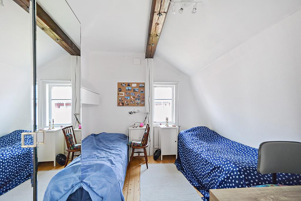 Charmig lägenhet vid Neptunigatan i Mariehamn