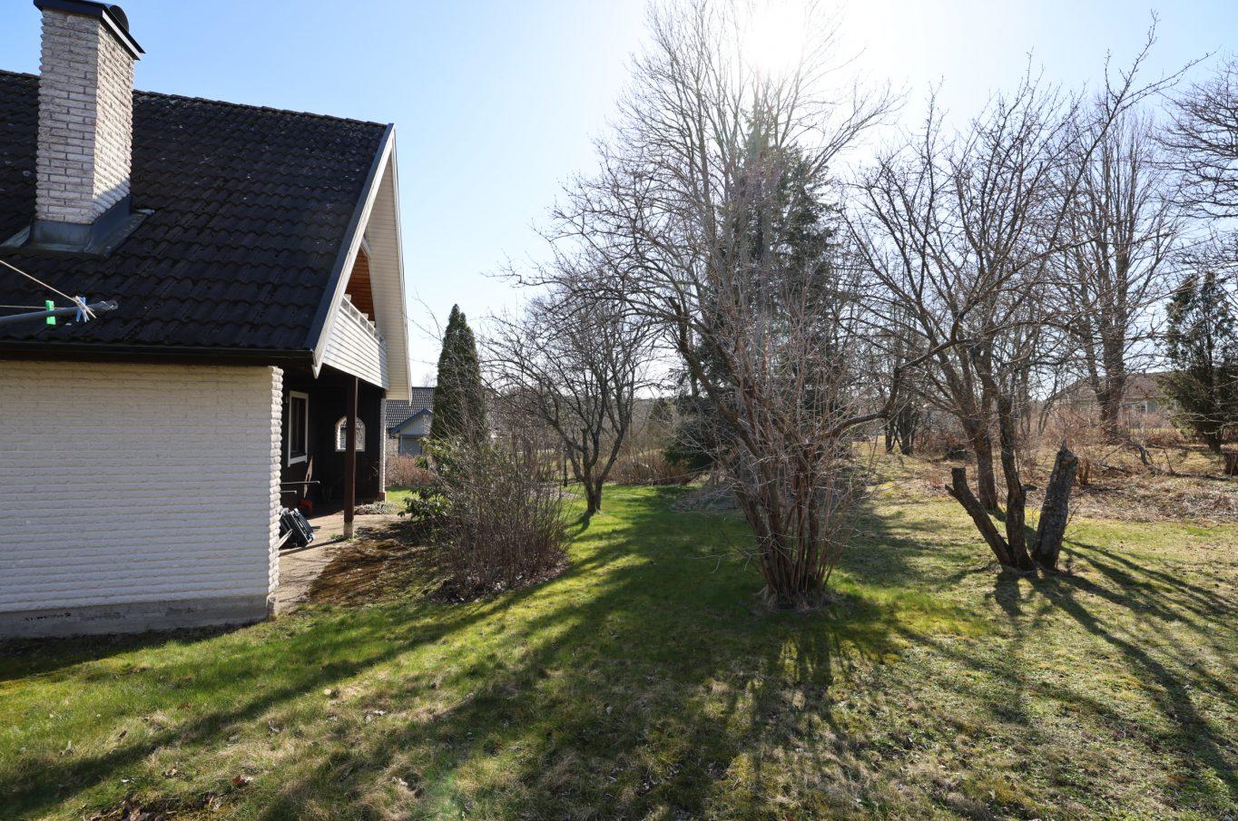 Bostadshus i Kvarnbo, Saltvik