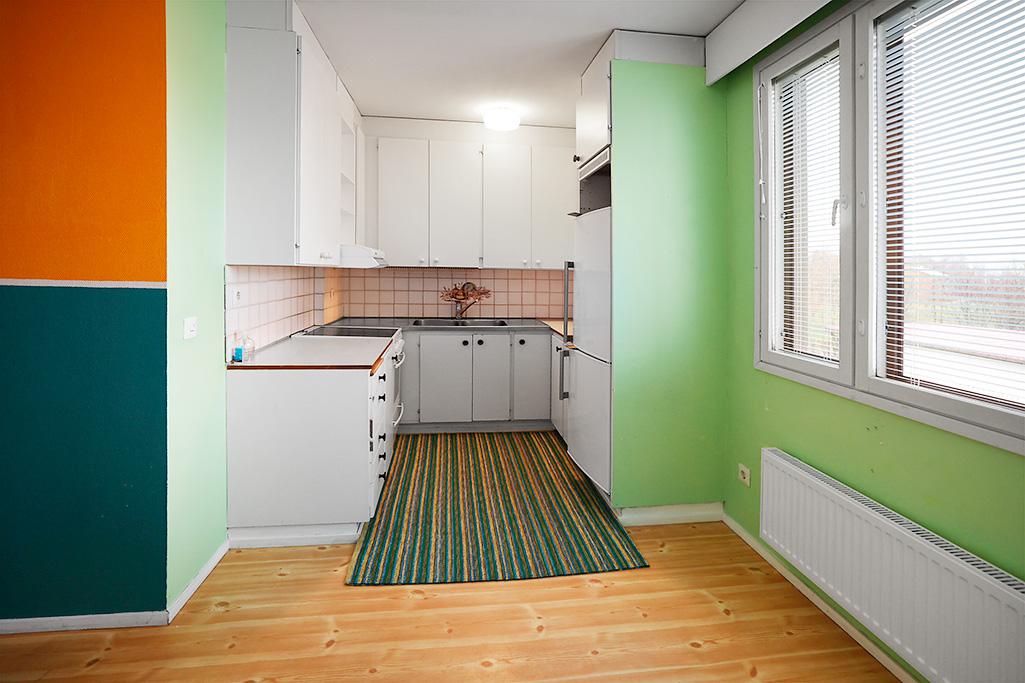 Lägenhet om 3 rum och kök vid Askuddsvägen 5 C i Mariehamn