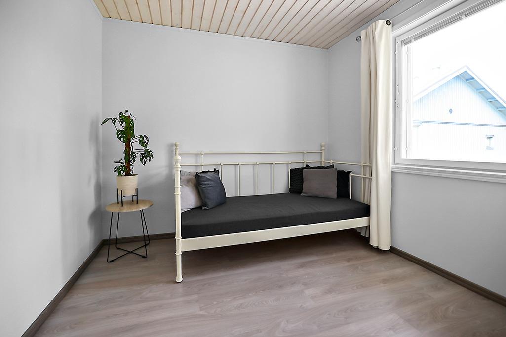 Parhuslägenhet om 4 rum och kök vid Svärtesgränd i Mariehamn