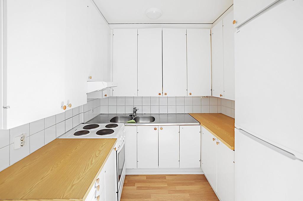 Gavellägenhet om 2 rum och kök vid Askuddsvägen i Mariehamn