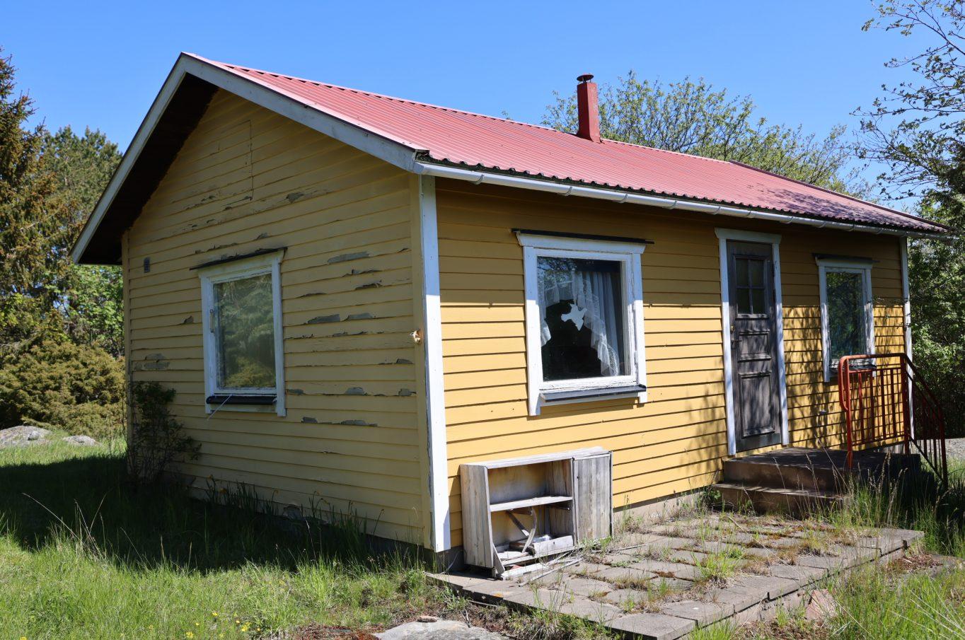Stuga i Österbygge, Kökar
