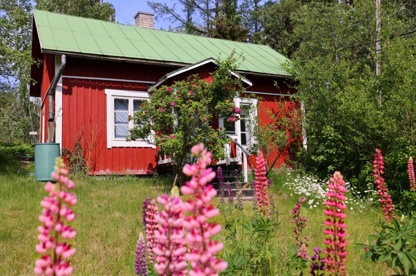 Charmigt torp i Markusböle, Finström