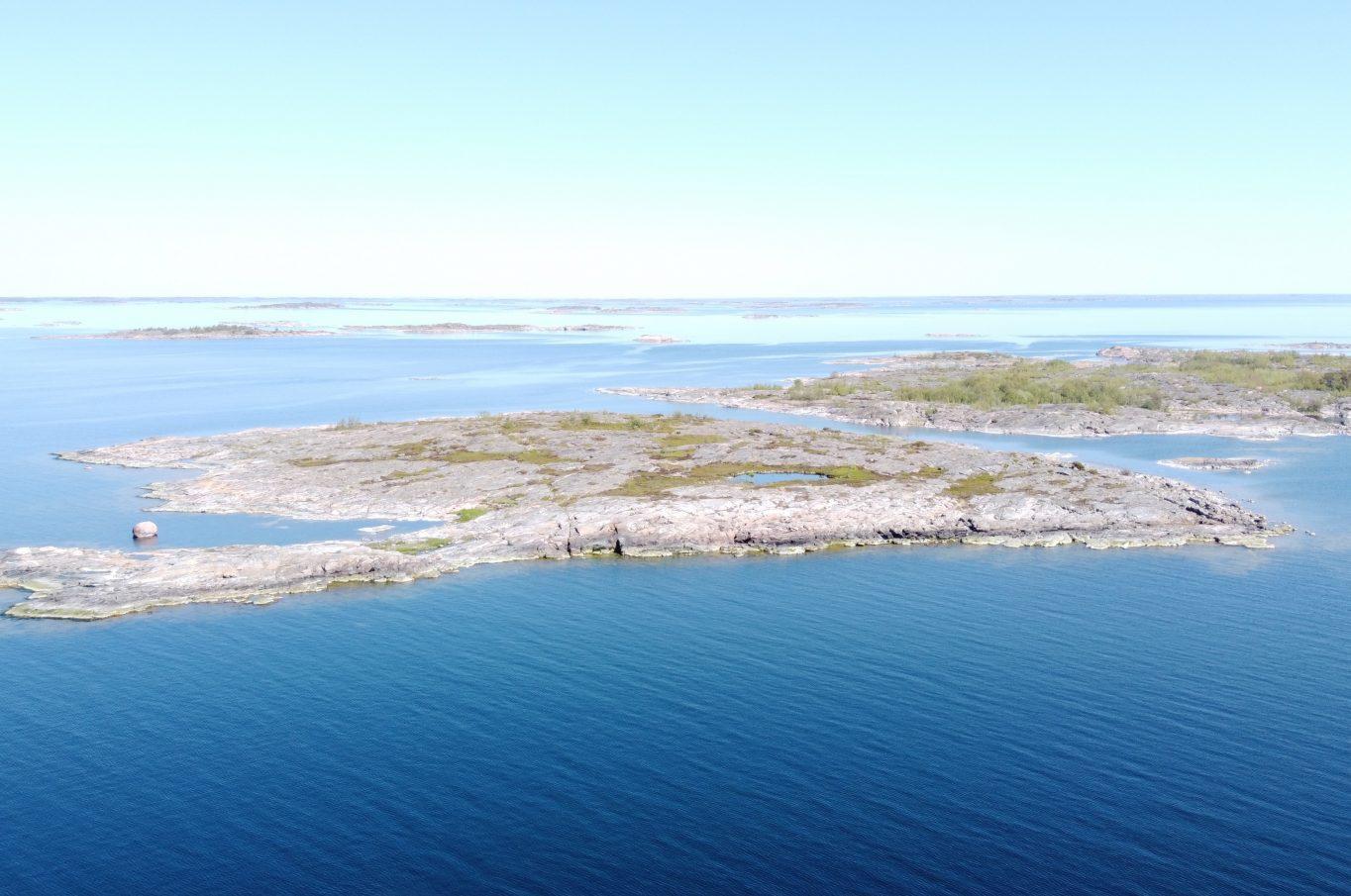 Holmen Västra Skäret i Kökar