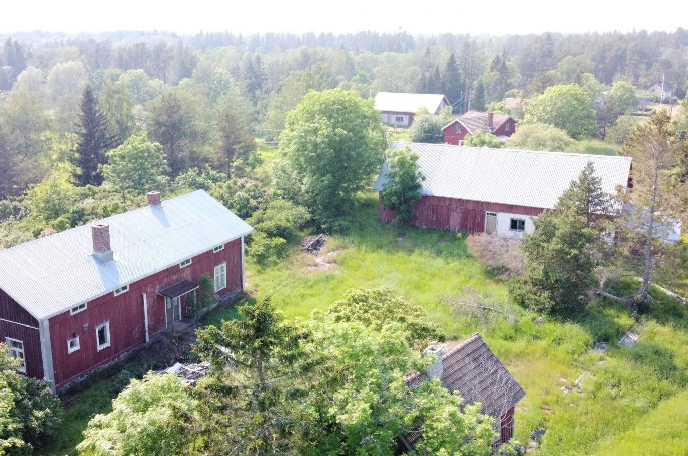 Äldre Bondgård i Lappo, Brändö