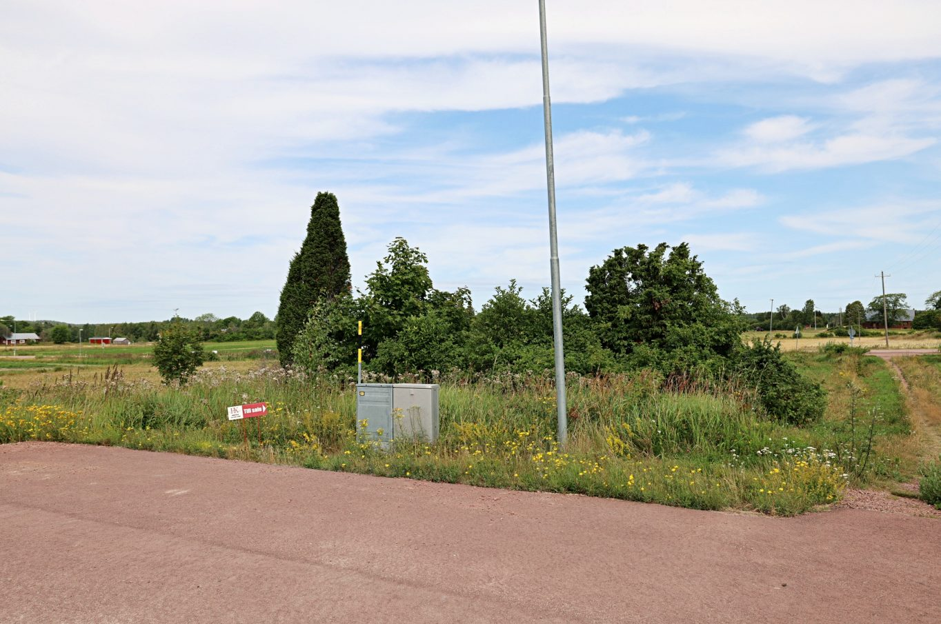 Bostadstomt nr 3 i Söderby, Lemland