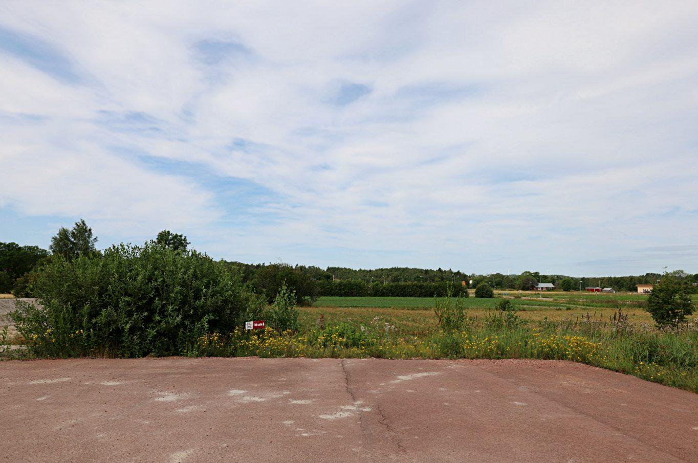 Bostadstomt nr 2 i Söderby, Lemland