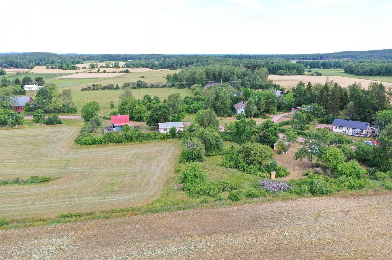 Bostadstomt 5 vid norra Söderbyvägen, Lemland