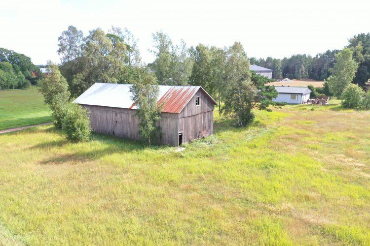 Bostadshus med ladugård i Hammarland