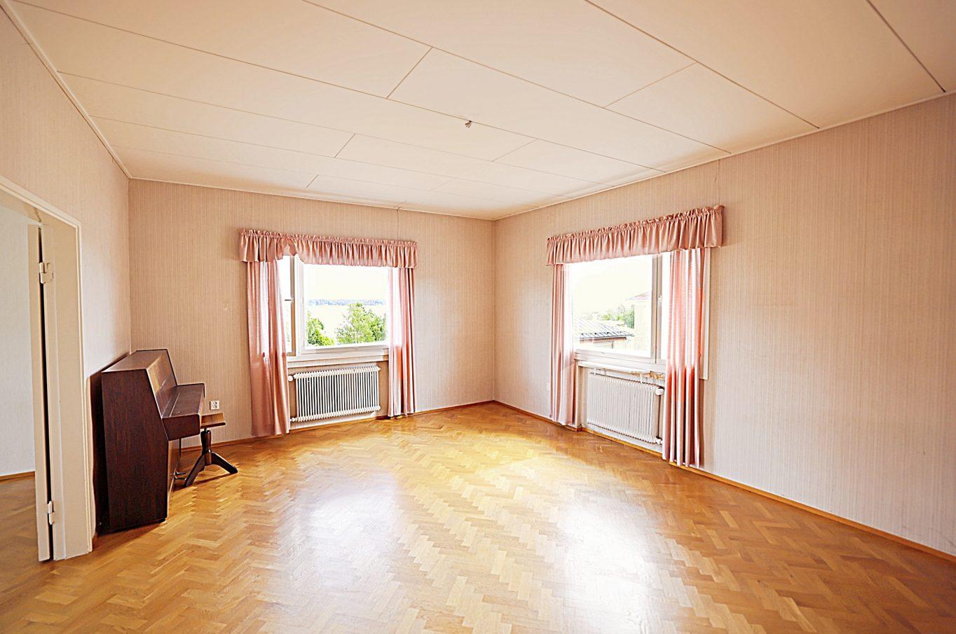 Central lägenhet om 4 rum och kök vid Strandgatan 2 i Mariehamn